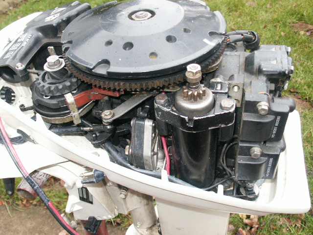 Force 40 Hp Mercury Tachometer Wiring Diagram Maintaining Johnson Evinrude 9