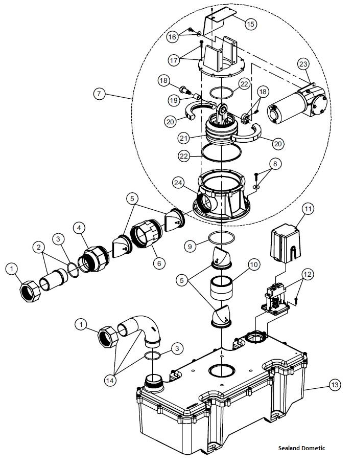 duck bill valves