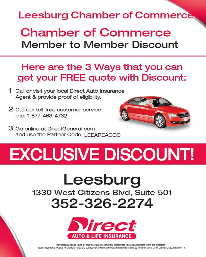 Chamber Perks Leesburg Area Chamber of Commerce
