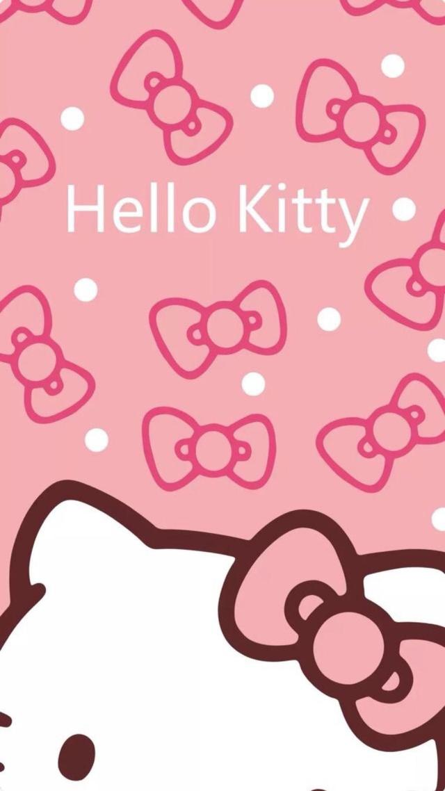 35張超可愛Hello Kitty 手機Wallpaper!每一張都超美的! - LEESHARING