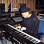Musician Michael Crowther