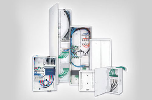 Structured Wiring  Networking Panel - Orange County, CA