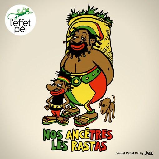 Nos ancêtres les Rastas by Jace
