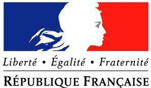 French logo on French websites