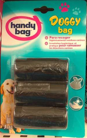 French style doggy bag