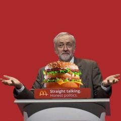 Corbyn and the Big Mac