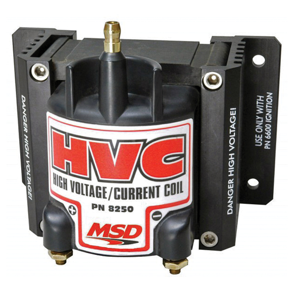 LHC 6632 MSD 6632 - 6 HVC Professional Racing Ignition With Soft