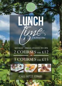 Lunch Time Offers