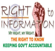 Who will give me information I am looking for under RTI?