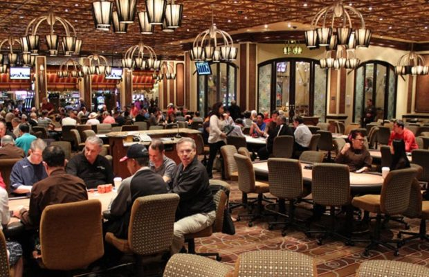 Bellagio Poker Room Gearing Up for their Five Diamond Tournament