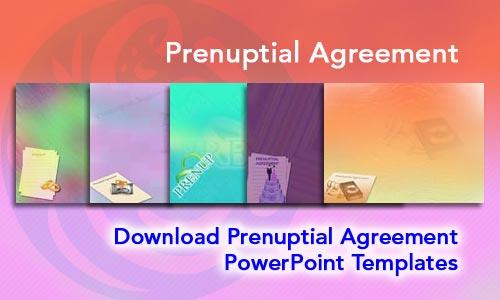 Agreement Legal Powerpoint TemplatesPrenuptial Agreement Template - sample prenuptial agreement template