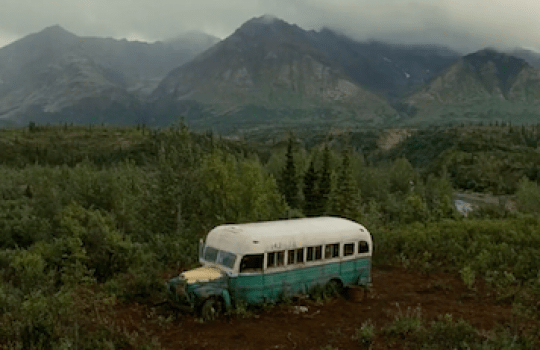Into The Wild Quotes Wallpaper Into The Wild Filming Locations And Itinerary Legendarytrips