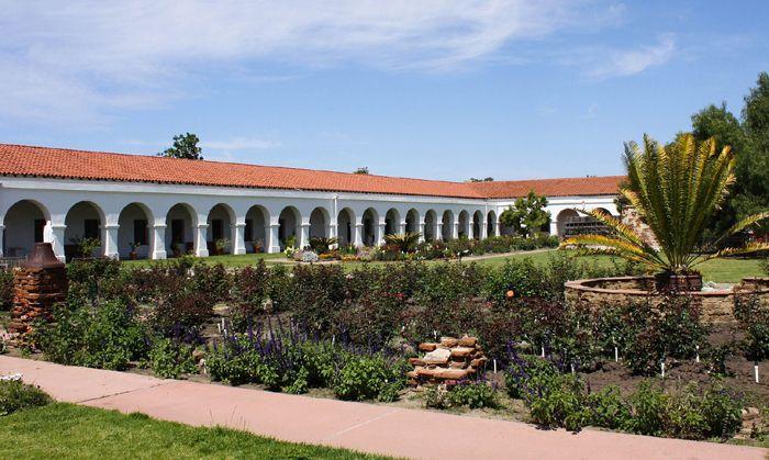 San Luis Rey Mission, Oceanside, California \u2013 Legends of America