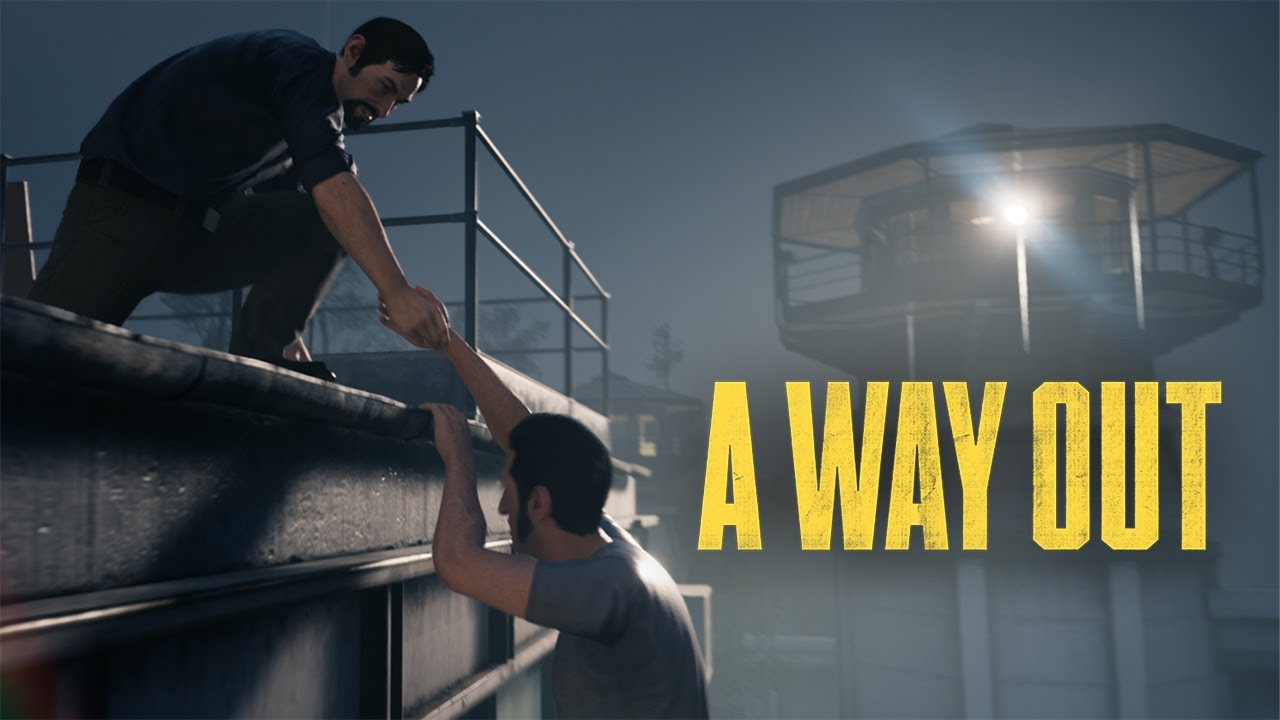 Hd Gamer Wallpaper Prison Escape Stealth Game Quot A Way Out Quot Launches Today