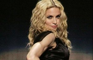 Madonna rencontre les parents de  Jesus Luz