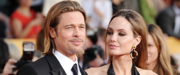 Angelina Jolie Brad Pitt Galapagos