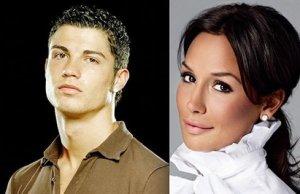 Cristiano Ronaldo relation Nicole Minetti