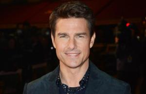Tom Cruise Cynthia Jorge