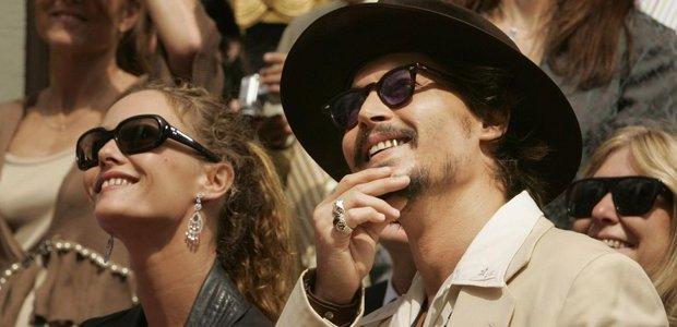 Vanessa Paradis paranoïaque  Johnny Depp