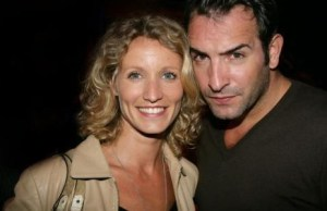 Alexandra Lamy et Jean Dujardin projet commun