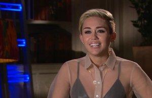 Miley Cyrus se prend pour Michael Jackson