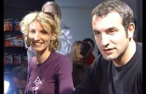 Jean Dujardin- Alexandra Lamy alliance