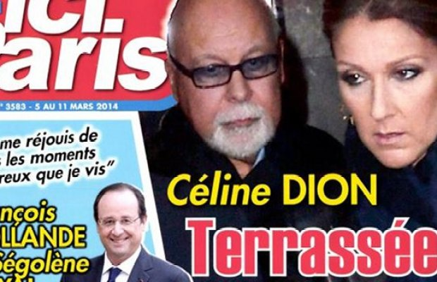 Celine Dion cancer