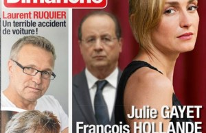 julie gayet ultimatum François Hollande
