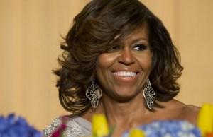 ValErie Trierweiler oubliEe par Michelle Obama