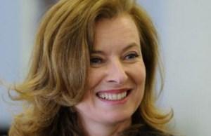 Valerie Trierweiler Genevieve de Fontenay