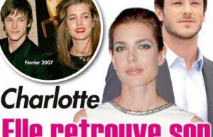 Charlotte Casiraghi et Gaspard Ulliel de longs mois de passion