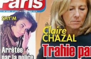 Claire Chazal contredite par son frère Philippe