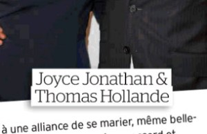 Joyce Jonathan et Thomas Hollande rupture