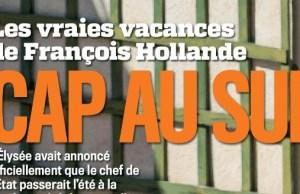 Julie Gayet- François Hollande conseille par son pere
