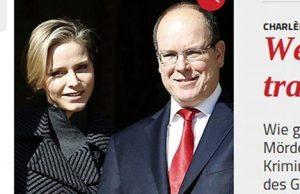 Charlène de Monaco fière de ses rondeurs
