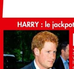 Leprince Harry héritage Kensington Palace