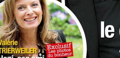 Valérie Trierweiler proche de Corentin, un photographe de Paris Match