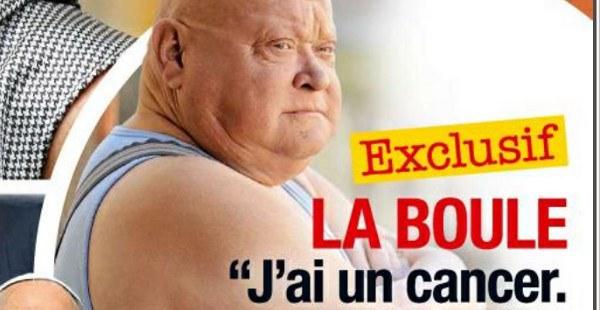 Yves Marchesseau  mort la boule