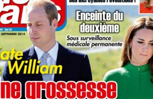 reine ignorait grossesse Kate Middleton