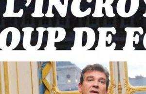 Arnaud Montebourg- Elsa Zylberstein a-t-elle pris l'initiative de leur rupture