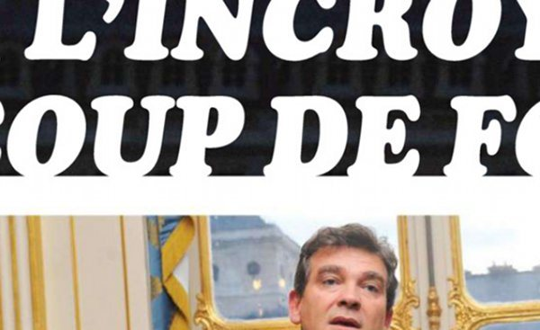 Arnaud Montebourg snobe Aurélie Filippetti dans le Gard