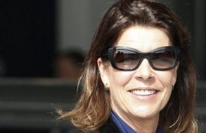 Caroline de Monaco en tribu pour oublier Charlene de Monaco