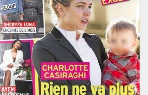 Gad Elmaleh «trop patient» pour plaire à Charlotte Casiraghi