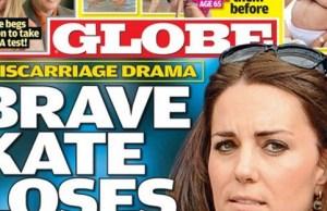 Kate Middleton hantée par une fausse-couche