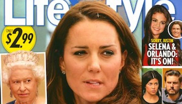 Kate Middleton tyrannisée par la reine selon Life & Style