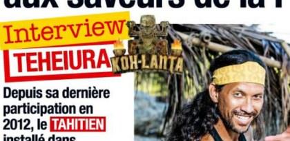 Teheiura (Koh-Lanta 2014) que de regrets pour Laurent, trahi