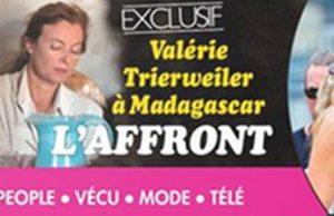 Valérie Trierweiler, Madagascar