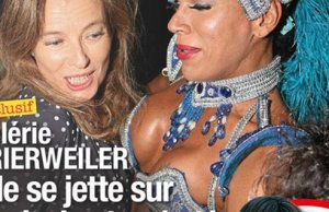 Valérie Trierweiler agresse Valérie de Senneville