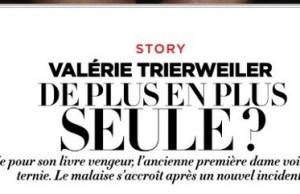 Valérie Trierweiler, une folle pour ses ex conseillers