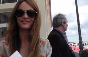 Vanessa Paradis hante Albert de Monaco